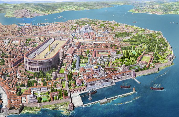 When was Istanbul settled